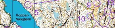 Camp Nordmarka #5/6 - Downhill-O (31-05-2020)